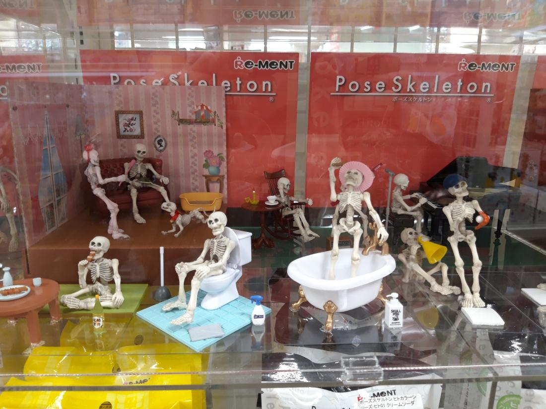 skelettfamilj